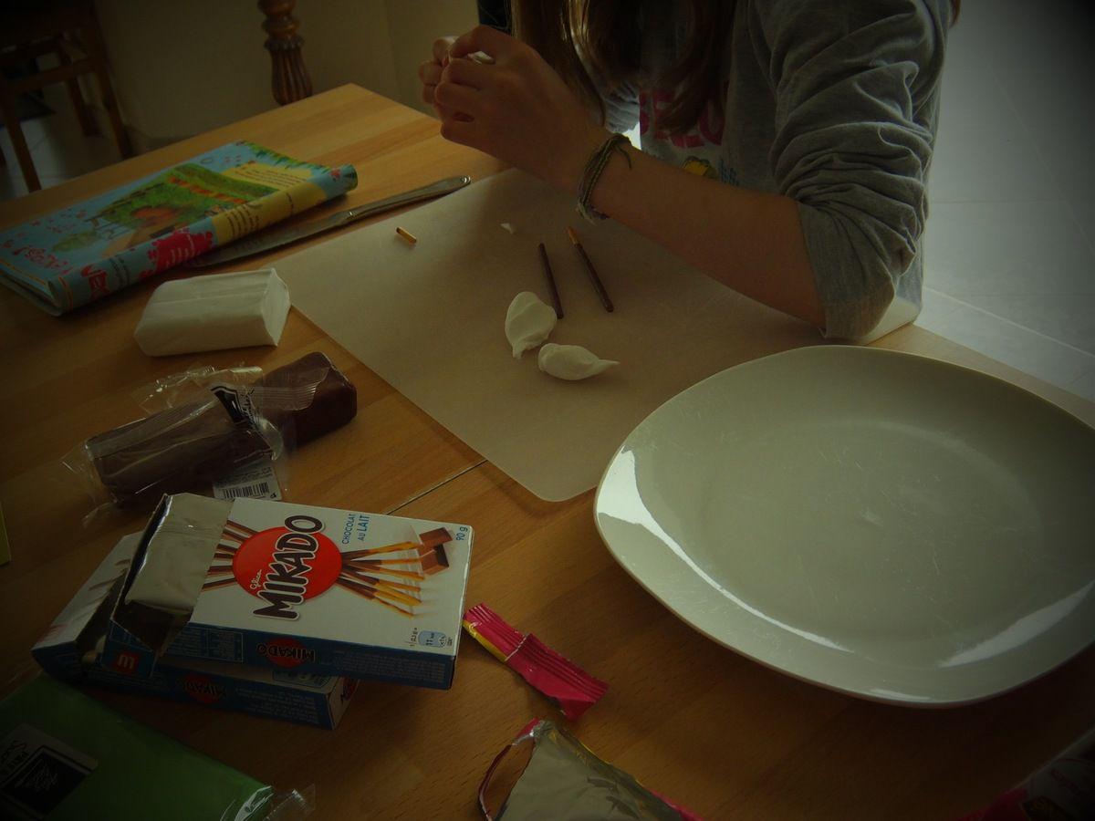 Gâteau poneys