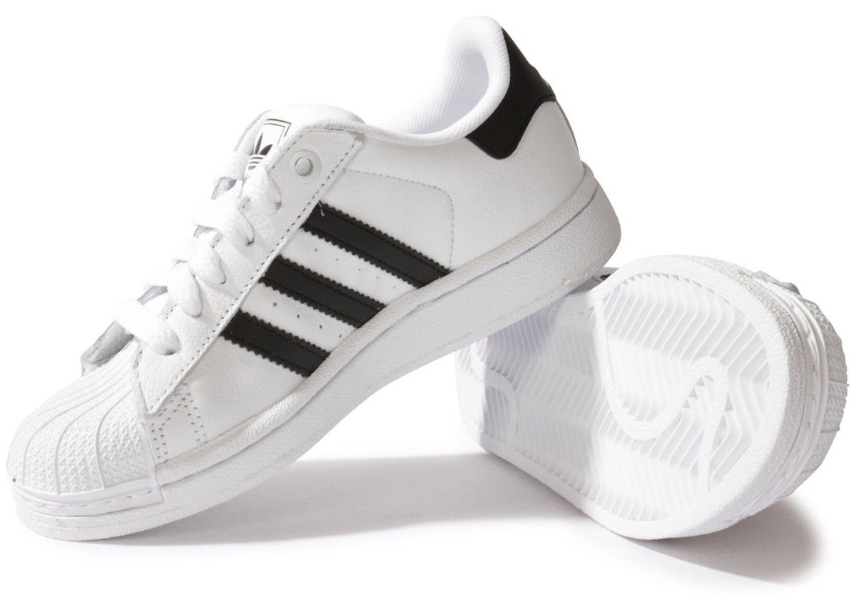 Adidas SUPERSTAR 2 create your day.