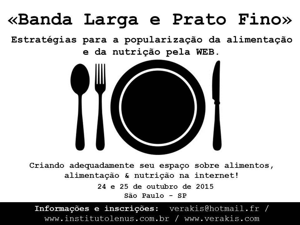 Banda Larga e Prato Fino - Braisl 2015