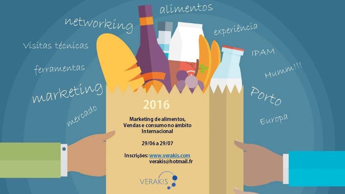 Especialização de Marketing de Alimentos