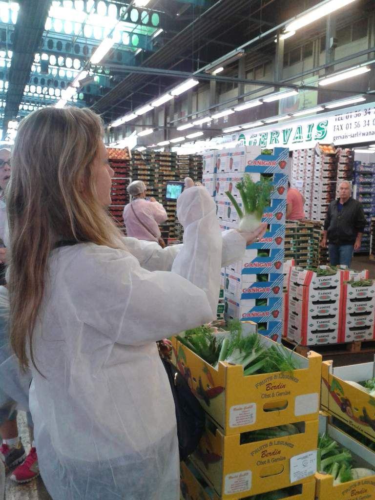 Glaucia Viter Perez - Visita Técnica Nutrição e Gastronomia na França - 2013.