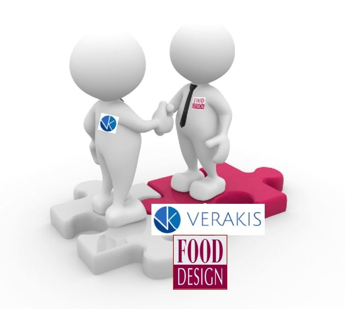 Verakis e Food Design.
