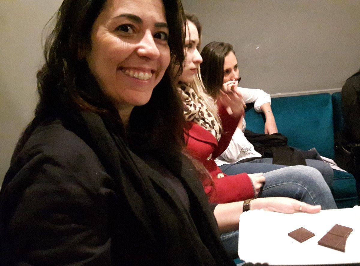 Ana Pelegrino  – Inovação e Gestão da Qualidade de Alimentos – Madrid 2016.