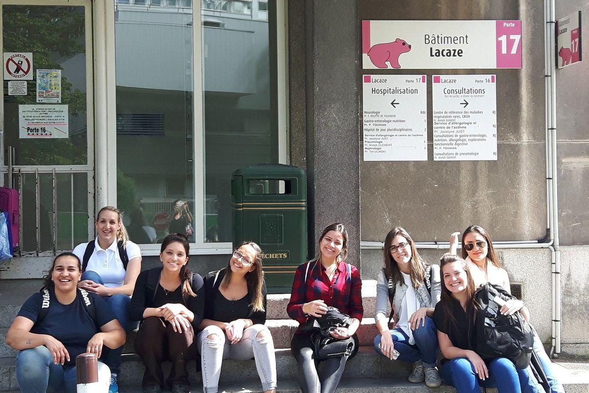 Beatriz Moreira Valverde- Nutrição e Gastronomia na França – 2016