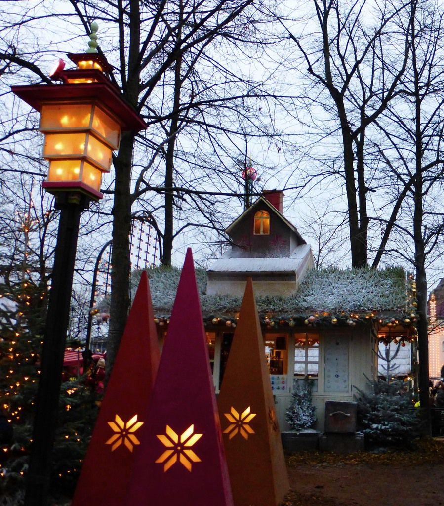 Noël à Tivoli