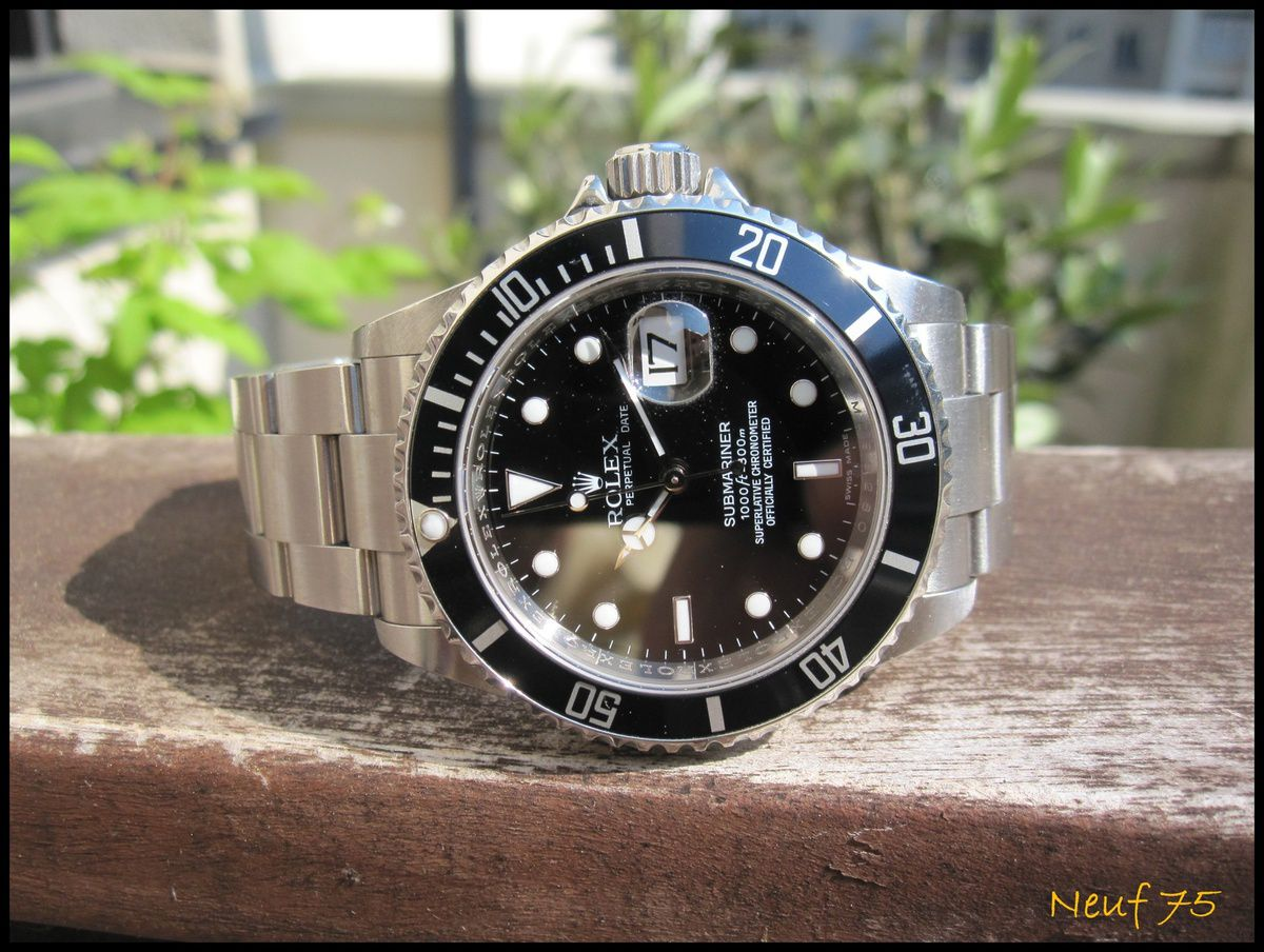 le prix montre rolex submariner. Black Bedroom Furniture Sets. Home Design Ideas