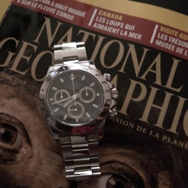 La montre du jour : Rolex Daytona 116520
