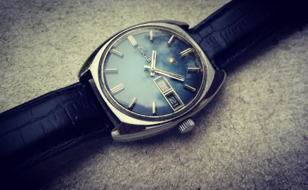 Enicar day-date