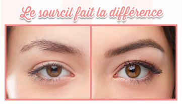 Mes sourcils benefits