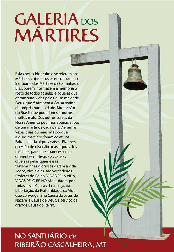 Romaria dos Mártires da Caminhada