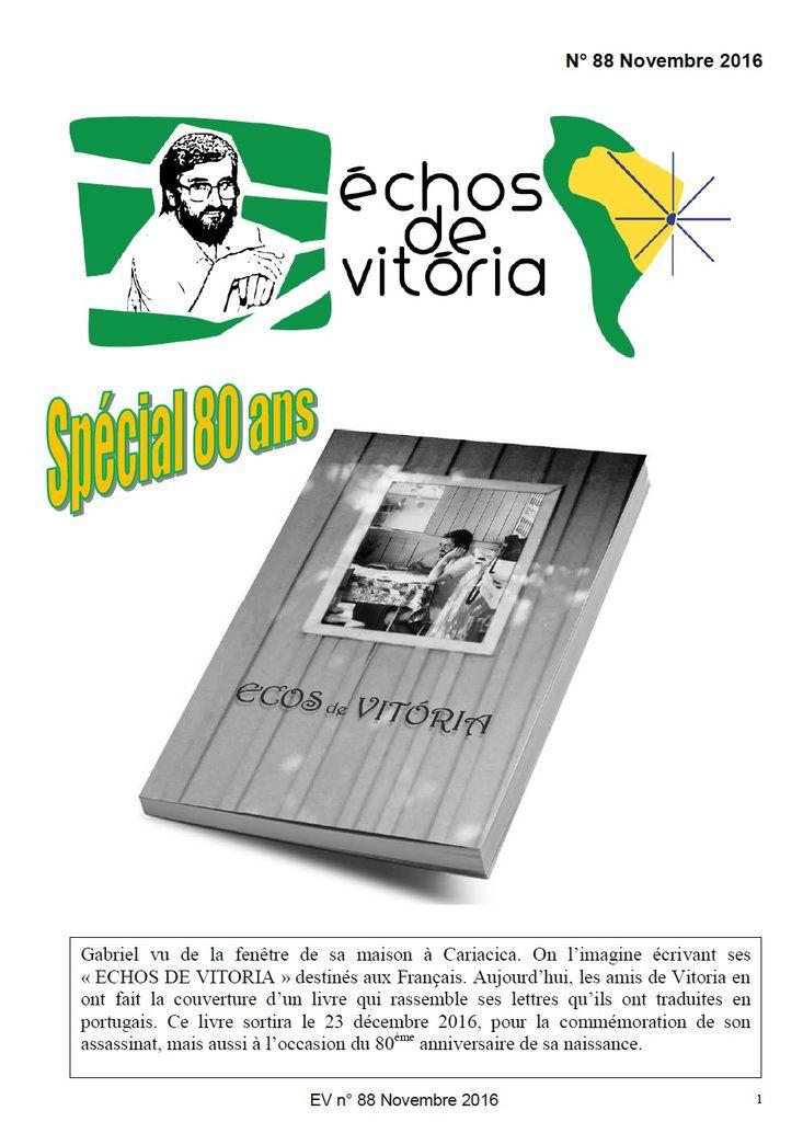 Echos de Vitoria n°88