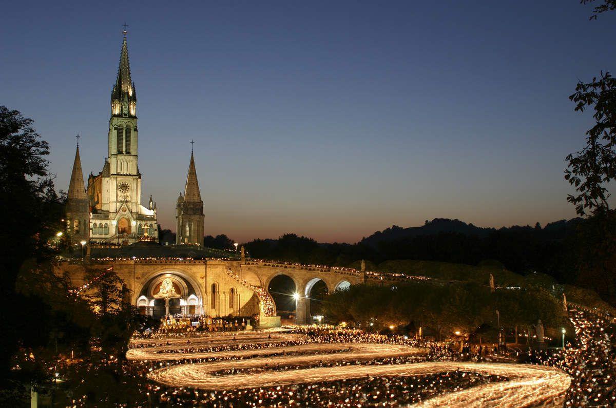 Pélerinage diocésain à Lourdes