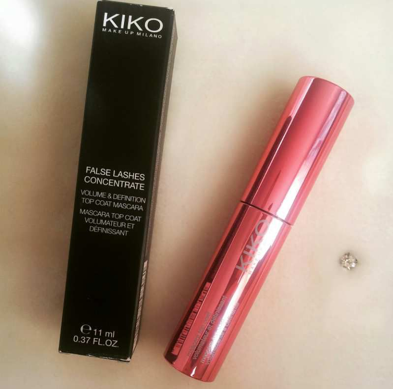 Le Top Coat Volume &amp&#x3B; Définition de Kiko