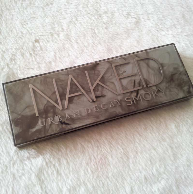La Naked Smoky de Urban Decay
