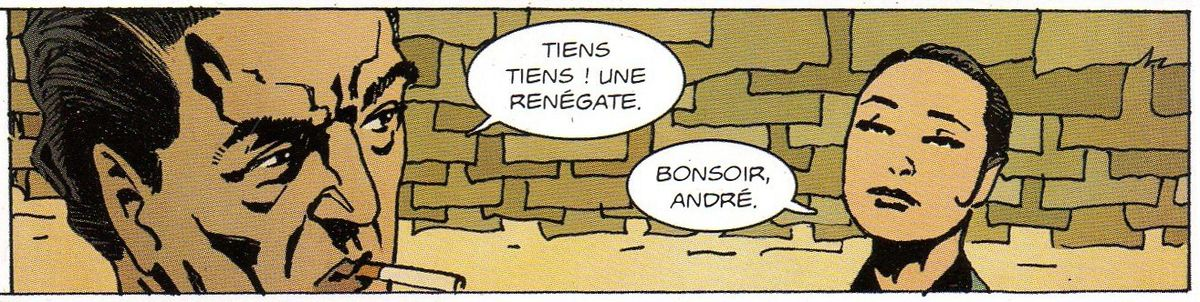 Serge Lehman, Fabrice Colin &amp&#x3B; Gess &quot&#x3B;La Brigade chimérique&quot&#x3B; (L'Atalante - 2009)