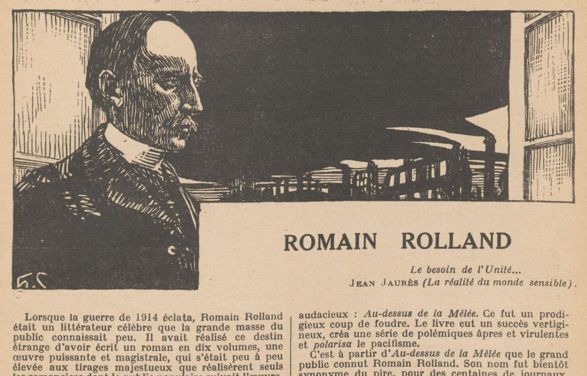"Luce Borromée ""Romain Rolland"" (1920)"
