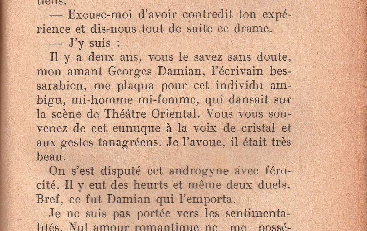 Bibliographie : Georges Damian