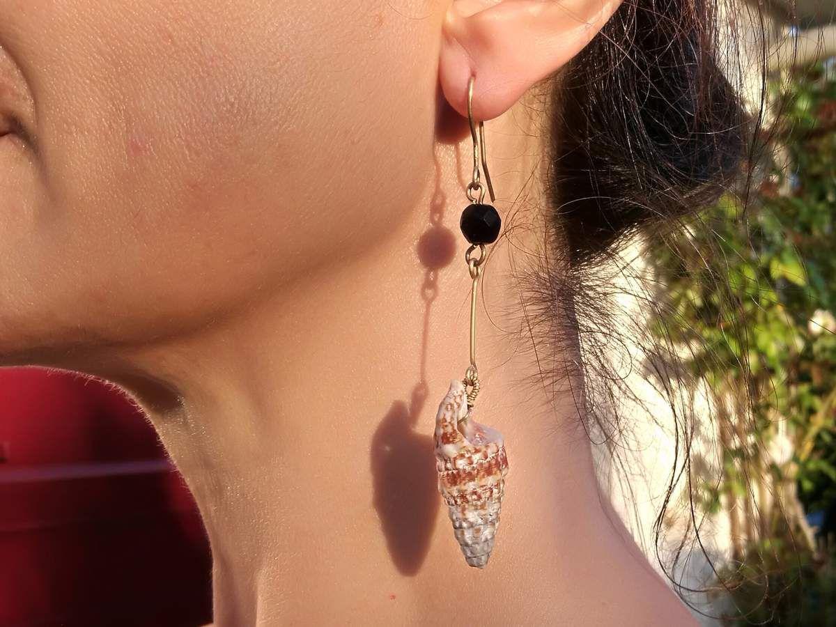 Axcāitl Tlachpānalli - &quot&#x3B;Bijoux d'oreilles&quot&#x3B;