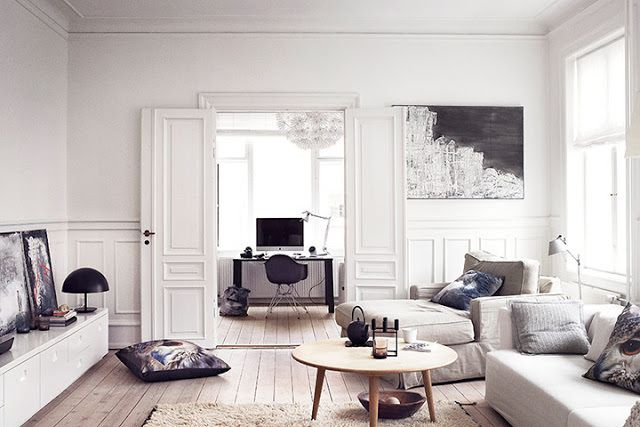 Inspirations : Le Salon