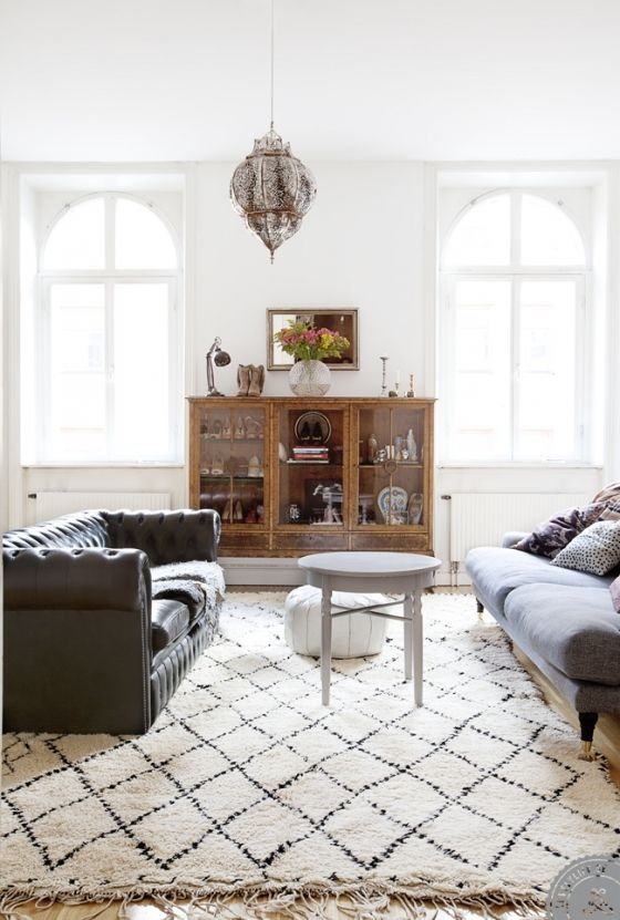 Un appartement Scandinave &amp&#x3B; Vintage