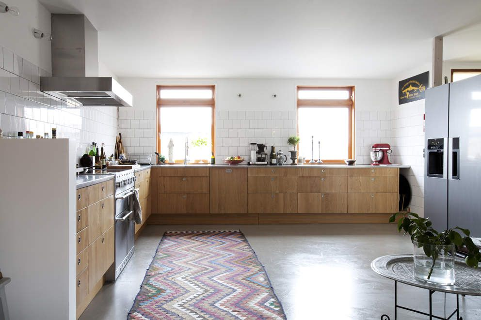Maison aux multiples inspirations