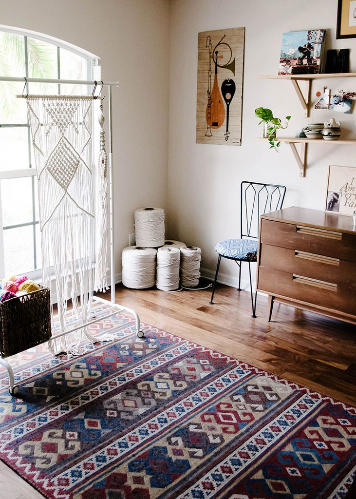 Crédit Photo: Honey Lake Studio - Via Design Sponge