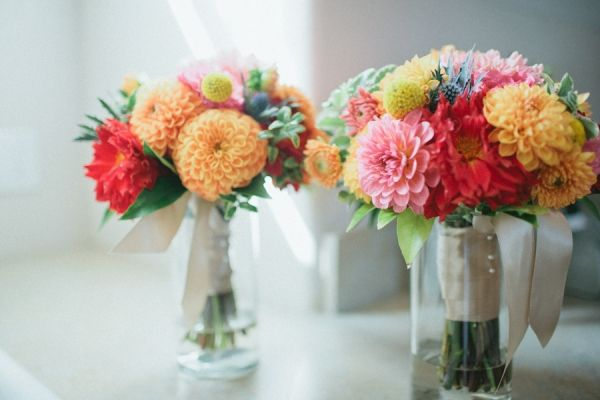 Inspirations : Wedding Day - Les Bouquets