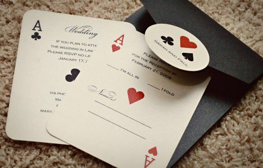 Inspirations : Wedding Day - Les invitations