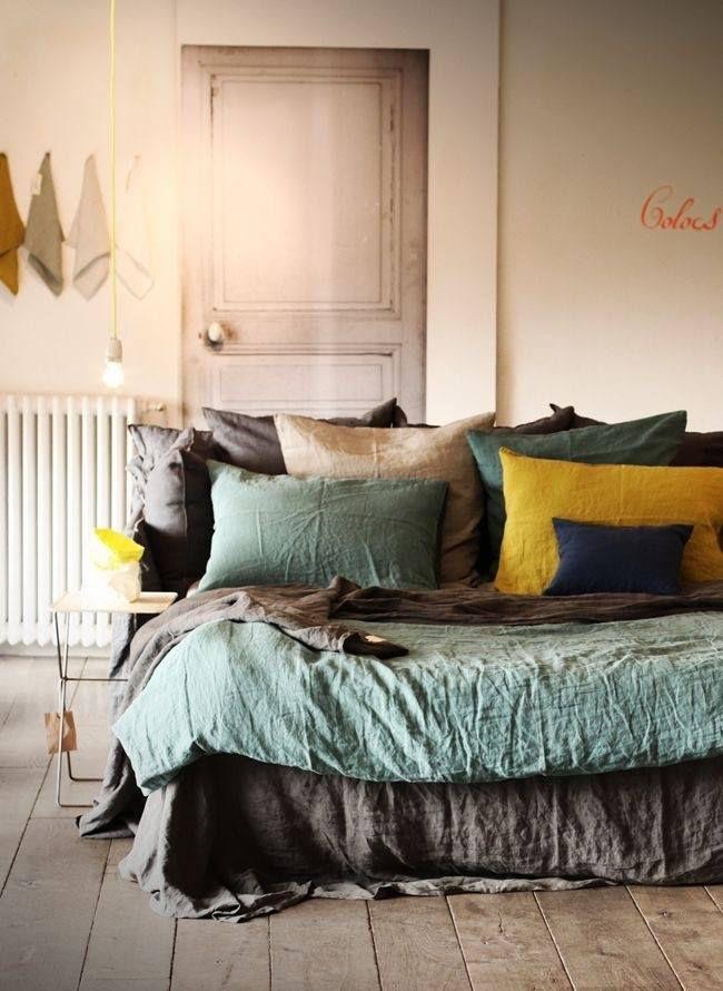 Inspirations: La chambre