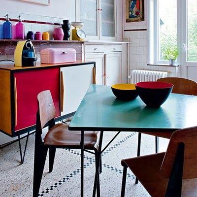 Inspirations: La salle à manger