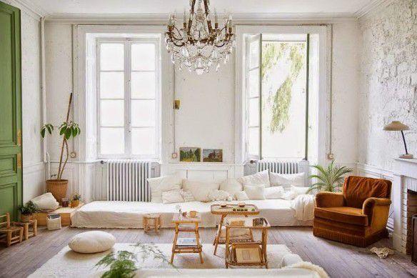 Sources: Pinterest, Côté Maison ( Crédits Photos:Yann Deret) et Simple Things