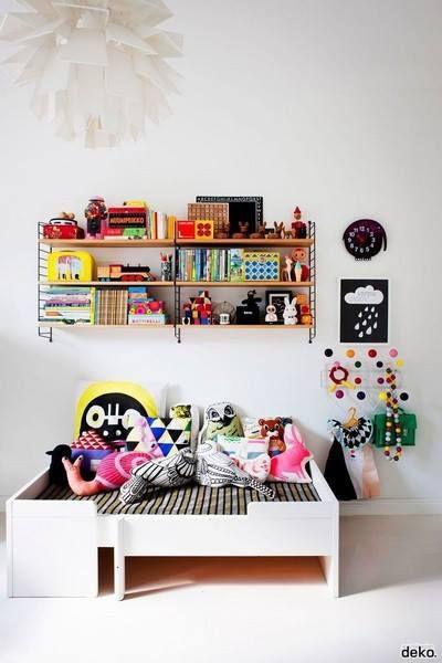 Inspirations : La Chambre d'enfant