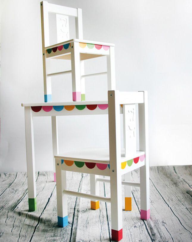 Inspirations : DIY Avec des meubles Ikéa