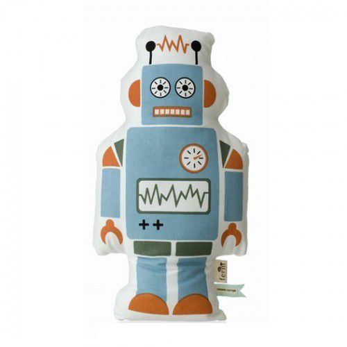 Coussins Robot - Ferm Living - 29,95 euros - Amazon