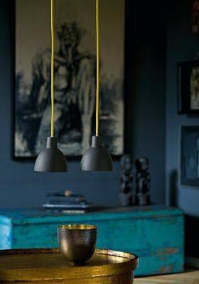 Inspirations: Le Bleu foncé