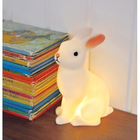 Veilleuse Lapin - Bird on The Wire - 8,50 euros