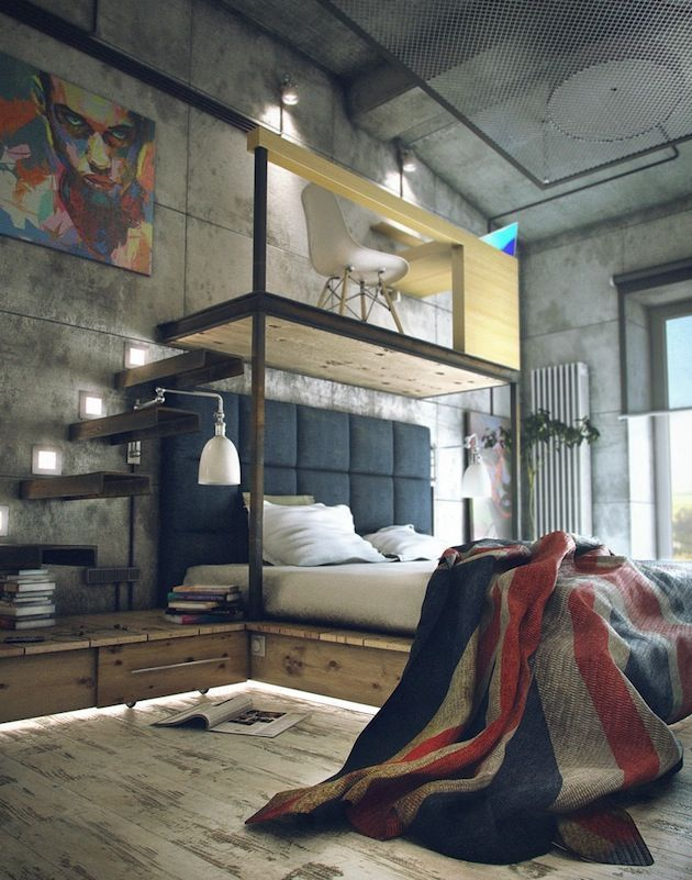 Inspirations: La Mezzanine