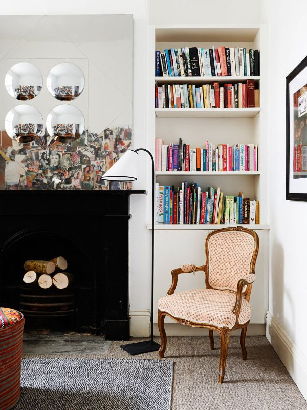 Lampe: Brownlow Interiors.