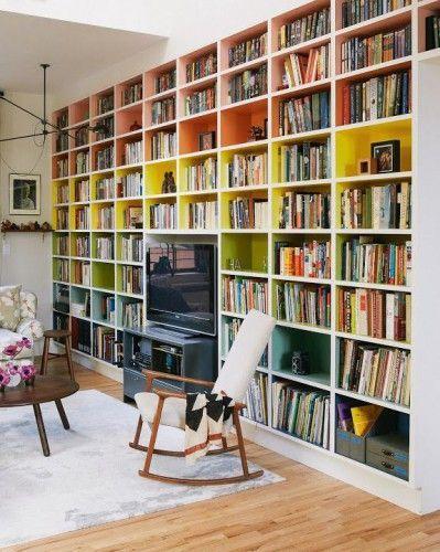 Inspirations: La Bibliothèque.