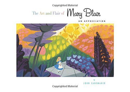 The Art and Flair of Mary Blair (Updated Edition): An Appreciation -  Environ 30 euros