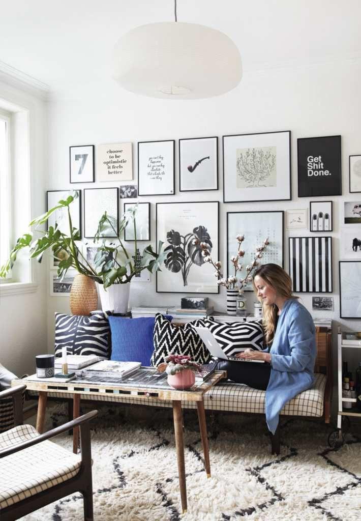 Chez la bloggeuse Emily Salomon à Copenhague.