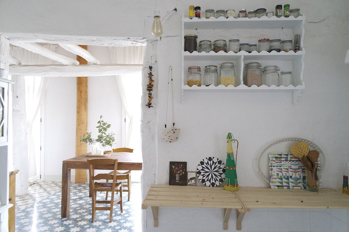 Les derni res pluies blog d coration et lifestyle made in nantes - Decoracion casa de pueblo ...
