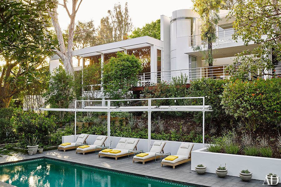 Photos: Douglas Friedman - Architectural Digest
