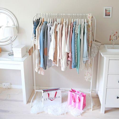 Inspirations: Rangements Vêtements/Accessoires