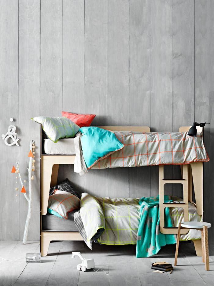 Inspirations: La chambre d'enfant