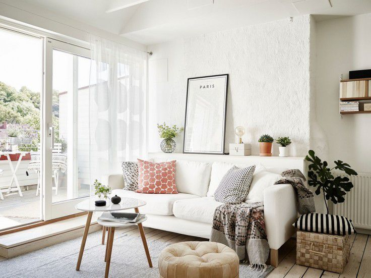 Appartement Made In Scandinavian Style