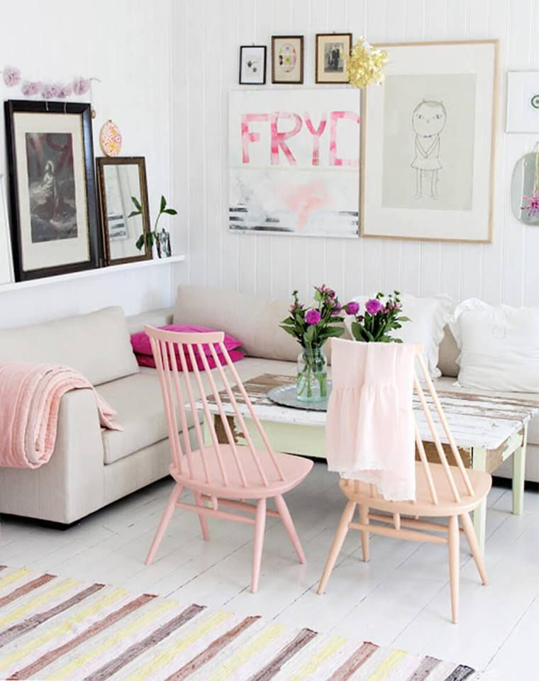 Inspirations: Le Salon