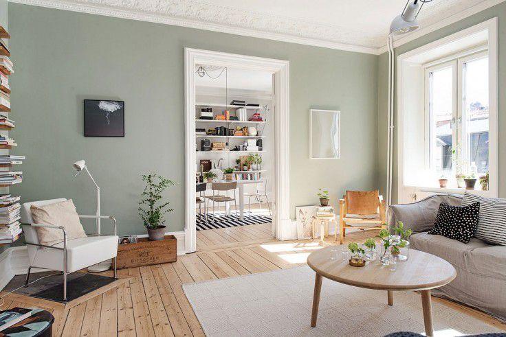 Simplicité du style scandinave