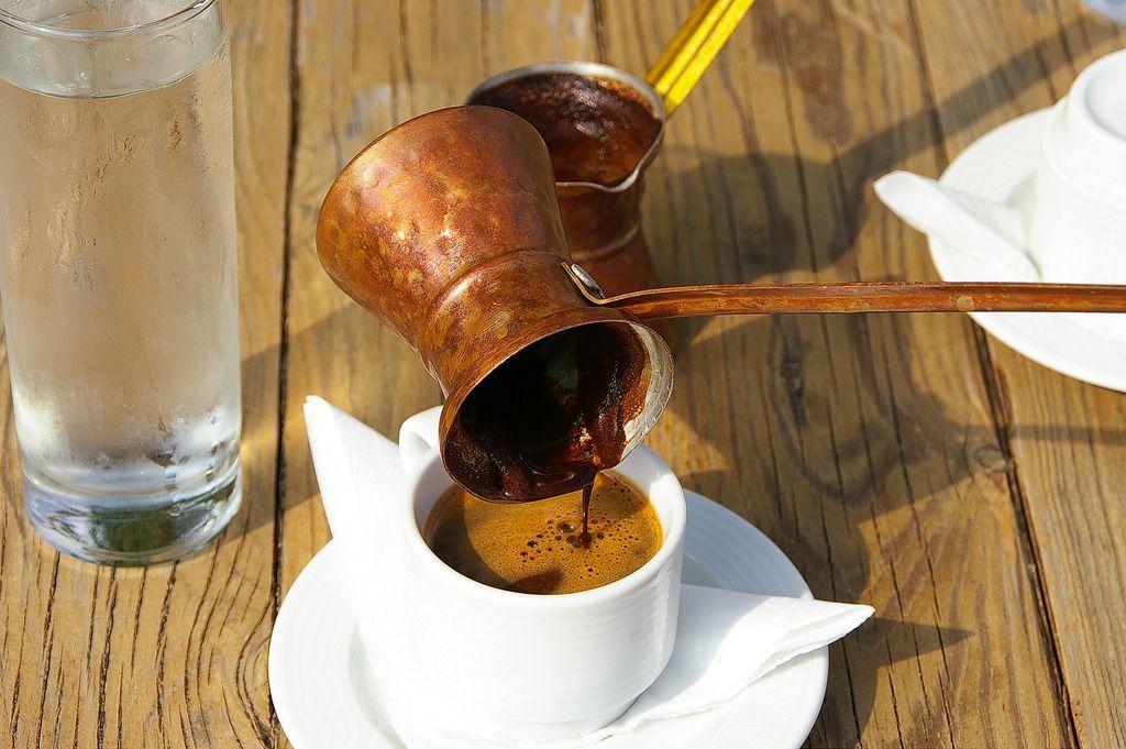 Café grec ou café turc