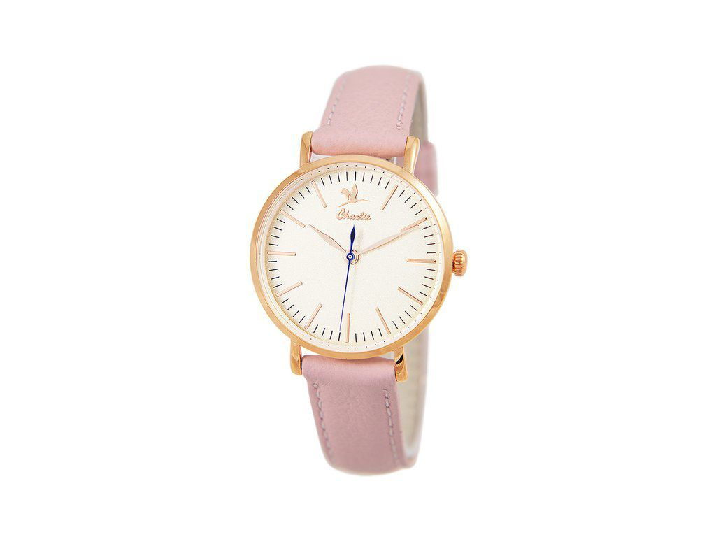 Montre - Charlie Watch - Coquerico - 125 euros
